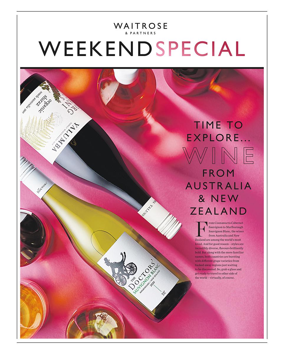 Waitrose & Partners Weekend Special Wine 2021